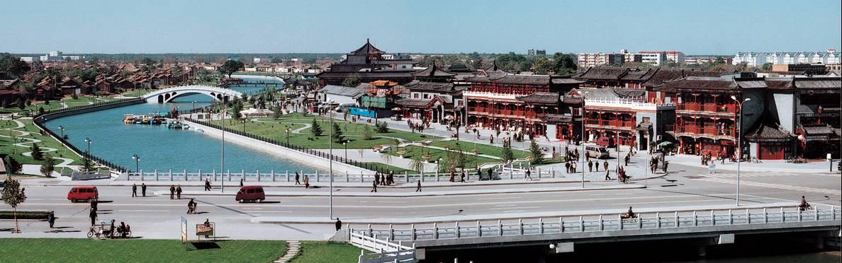 古运河美景园
